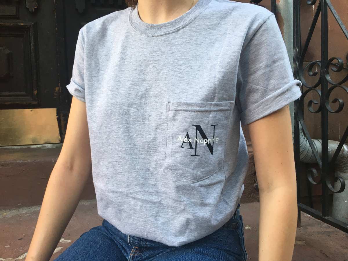 Alex Napping T-Shirt With Pocket